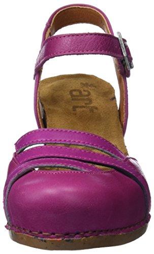 Geschlossene Sandalen Laugh Art Memphis Magenta I Pink 1115 Damen 4XqYR