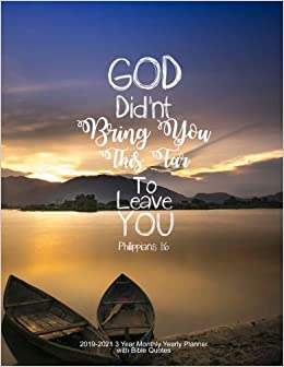 God Didnt Bring You This Far To Leave You Philippians 16 2019