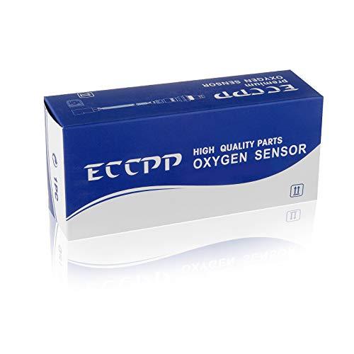 ECCPP Sensor de Oxígeno 234-4042 para Hyundai Sonata 1999-2005, 2,4 L (w/Catalyst en Tubo de Escape)