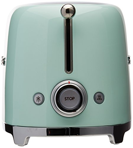 smeg 2 slice toaster pastel green in the uae see prices reviews and buy in dubai abu dhabi. Black Bedroom Furniture Sets. Home Design Ideas