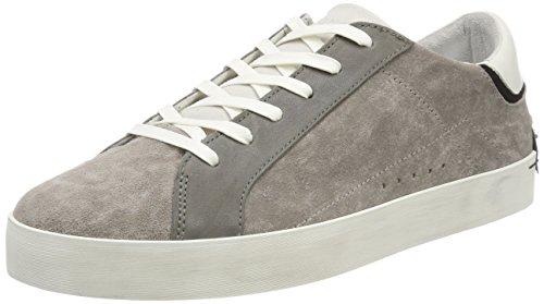 CRIME Sneaker 11333ks1 Herren Grau London Grau BfrqBYw47