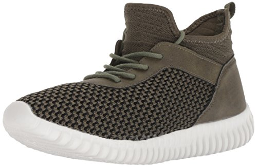Dirty Laundry Chinese Laundry Women's Harlen Sneaker, Olive Knit, 9.5 M US