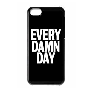 Lmf DIY phone caseEVERY DAMN DAY JUST DO IT Unique Apple iphone 6 4.7 inch Cheap iphone 6 4.7 inch5 Durable Hard Plastic Case Cover Enjoy DIYLmf DIY phone case