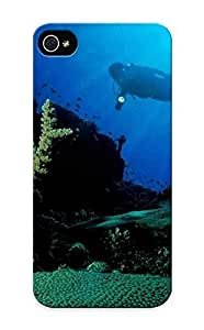 Hlpwmf-1339-vgcozhv Animal Sea Life Protective Case Cover Skin/iphone 5/5s Case Cover Appearance