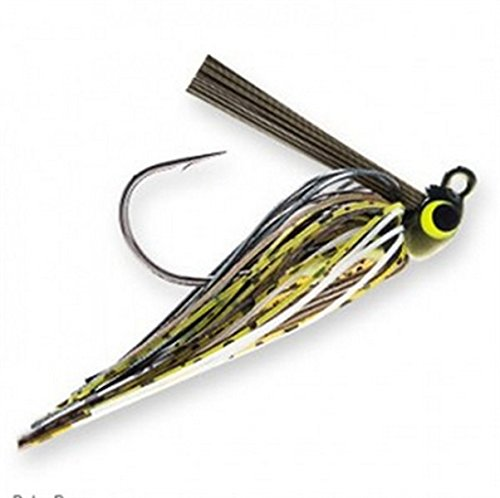 Z-MAN Project Z Swim Jig, 3/8 oz, Baby - 3/8 Bass Baby Oz