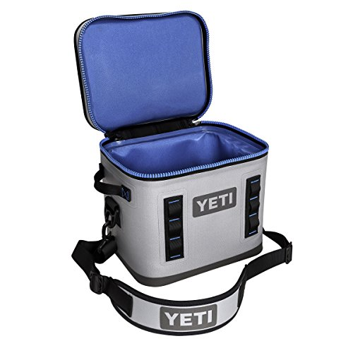 YETI Hopper Flip 12 Portable Cooler with Top Handle, Fog Gray by YETI (Image #3)