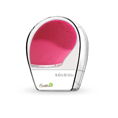 SOLO Mio - Sonic Facial Brush, Cleanser & Massager (Best Sonic Face Cleanser)