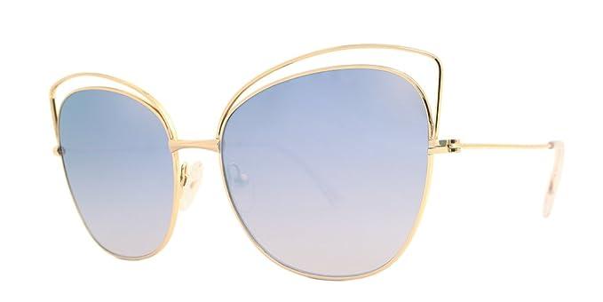 design di qualità e41b3 59c55 NAU! E0709S Occhiali da Sole, Oro, 57 Donna: Amazon.it: Abbigliamento