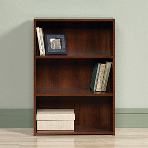 Sauder 416438 Beginnings 3-Shelf Bookcase, L: 24.57