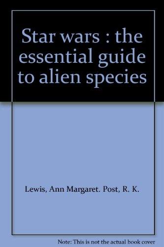 Star wars : the essential guide to alien species