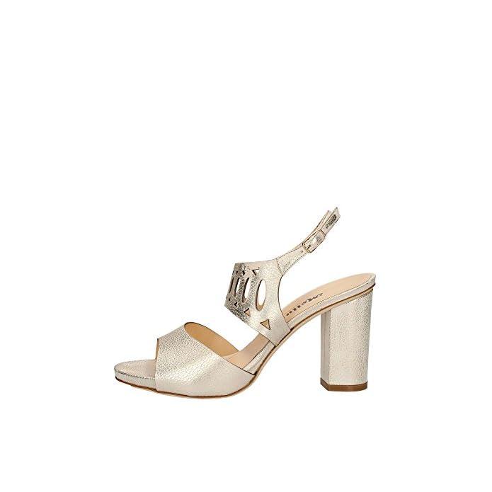 Donna S515v 40 Melluso Sandalo Platino