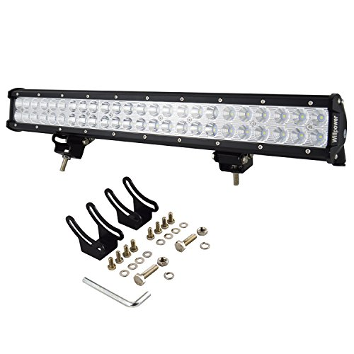 compare price  22in led light bar
