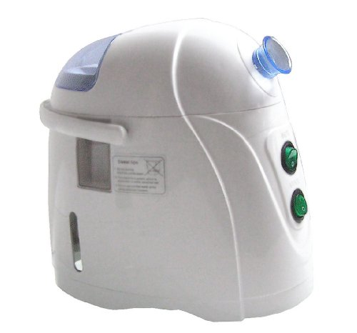 NEW SPA Mini Facial Steamer. Produces Hot and Cool Steam.