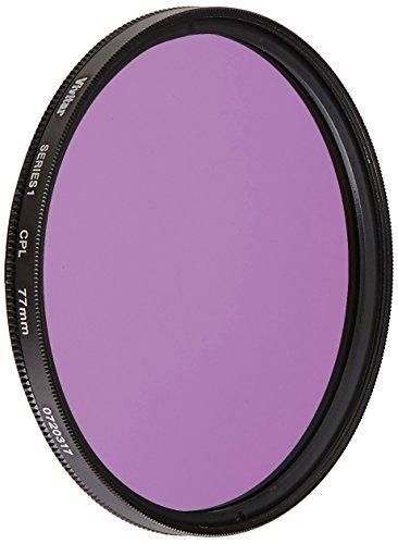 Vivitar 77mm Multi Coated 77mm 3 Piece Filter Kit UV CPL FLD