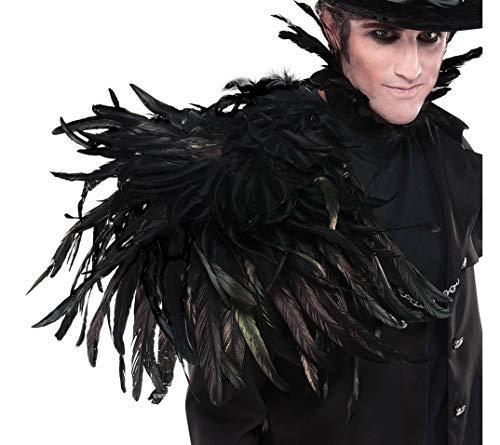 Amscan Gothic Shoulder Wing -