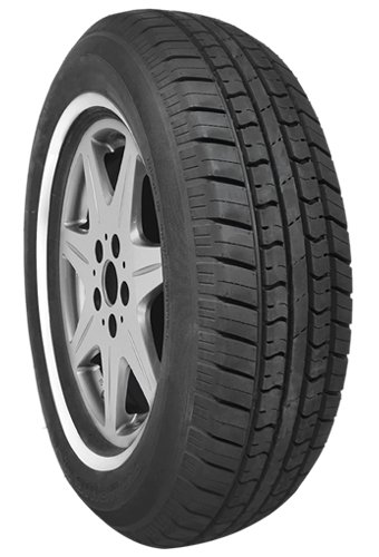 14 Inch White Wall Tires - 3