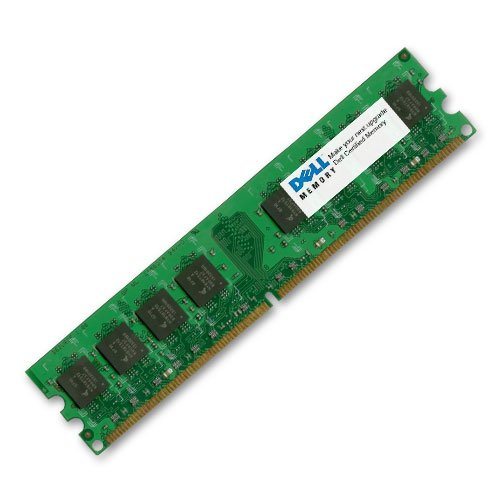 1 Gb Desktop Memory (1 GB Dell New Certified Memory RAM Upgrade for Dell Inspiron 530 Desktops SNPXG700C/1G A1213012)