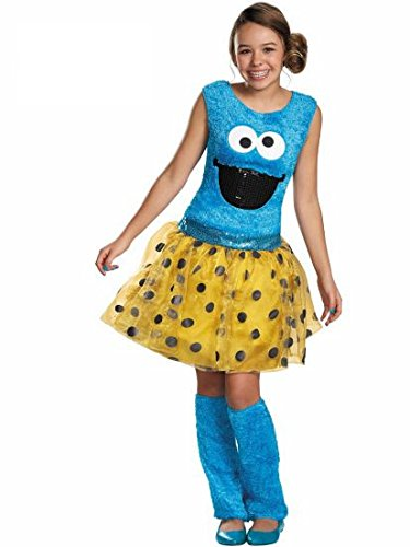 Disguise Sesame Street Cookie Costume