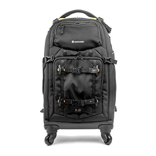 (VANGUARD ALTA Fly 58T DSLR Camera Backpack, 4 Wheel Spinner/Trolley)