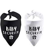2 Pack Dog Bandana Baby Security Pregnancy Announcement Baby Announcement Gift