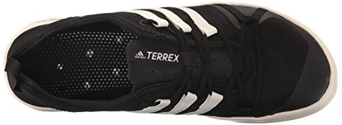 adidas outdoor Mens Terrex Climacool Boat Water Shoe Black/Chalk White/Black YyyIYI