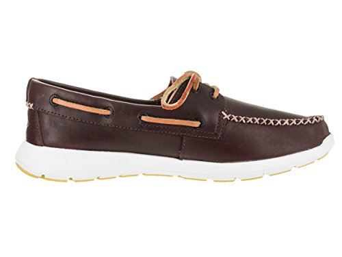 da Ginnastica Marrone Leather Sojourn Sperry Scarpe Uomo Sperry Sojourn 8nXqFYUx