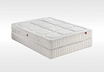 Epeda Matelas Sommiers Decoration Pack Cubisme 160x200 Queen Size