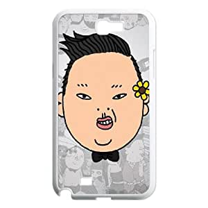Funny Gangnam Style Samsung Galaxy N2 7100 Cell Phone Case White DIY GIFT pp001_8110713