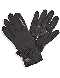 Men's Stretch Glove with Tree Logo and Touch Screen Technology
