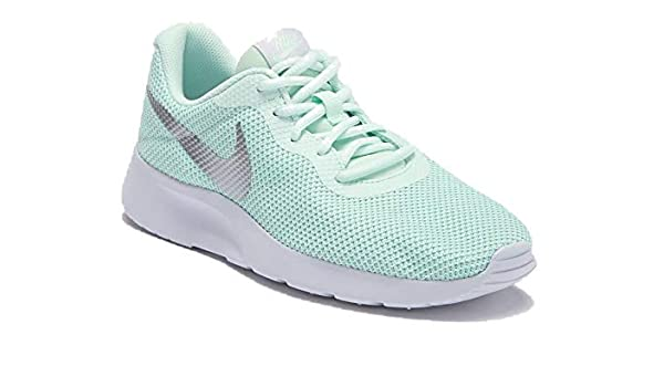 Breathable Textile Uppers and Comfortable Lightweight Cushioning NIKE Mens Tanjun Sneakers