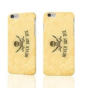 Goonies Custom Diy Unique Image Durable 3D Case Iphone 6 Plus - 5.5 Hard Case Cover