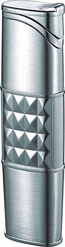 (Visol Miranda Satin Chrome Torch Flame Cigar Lighter for Women)