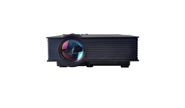 PYRUS 1080P WiFi Proyector de Vídeo Inalámbrico Protable 1200 ...