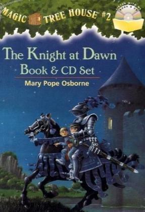 Magic Tree House #2: The Knight at Dawn Book & CD Set
