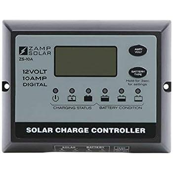Amazon Com Zamp Solar 10aw Solar Charge Controller