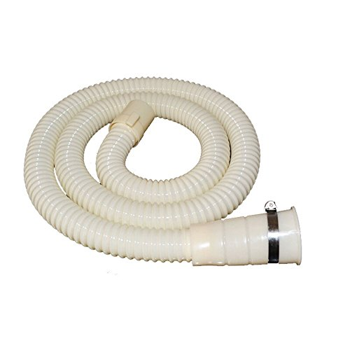 Daixers 6 Foot Washing Machine Drain Hose Extension Kit, Universal Fit All Drain Hose (Universal Washer Drain Hose compare prices)