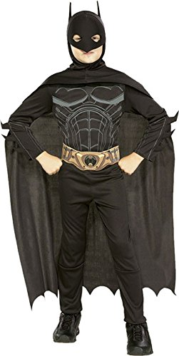 Fiber-Optic Batman Child Costume - Medium -