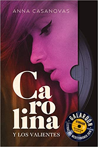 Carolina y Los valientes, Anna Casanovas (rom) 410m8EAcAKL._SX331_BO1,204,203,200_