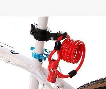 Excellent QWG ULAC L2N plus-Cerrojo para bicicleta con cerradura ...