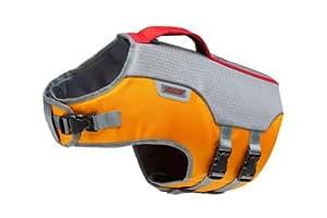 KONG SPORT Aqua Pro Flotation Vest for Dogs, Small, Orange