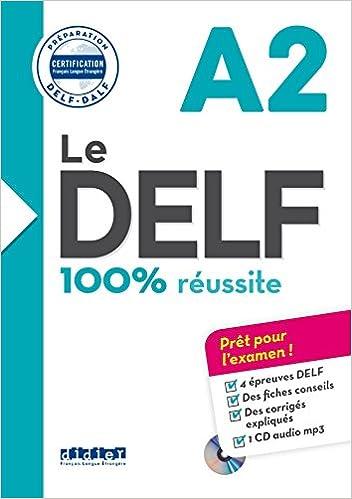 Lire en ligne Nouveau delf A2 (éd. 2016) - Livre + CD pdf, epub
