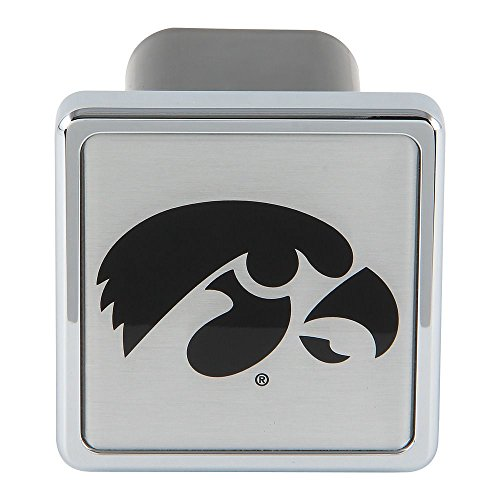 Iowa Hawkeyes Trailer Hitch (Pilot Automotive CR-924 College Hitch Receiver, Iowa Hawkeyes)