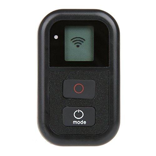HolaFoto GoPro Hero5 블랙, Hero5 세션, Hero4 블랙, Hero4 실버, Hero4 세션, Hero3 + Black, Hero3 + Silver, Hero3 용 WiFi 방수 리모트 컨트롤/HolaFoto WiFi Waterproof Remote Control for GoPro Hero5 Black,Hero5 Session,Hero4 Black,Hero...