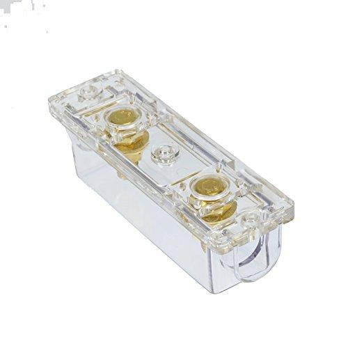 Voodoo 0/2/4 Gauge Ga ANL Fuse Holder + 500 Amp ANL Fuses (2 Pack) by VOODOO (Image #7)