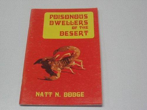 Download Poisonous Dwellers of the Desert pdf