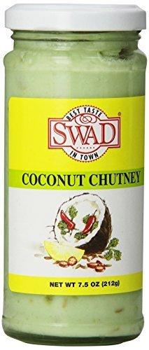 Swad Coconut Chutney, 8 Ounce by Swad