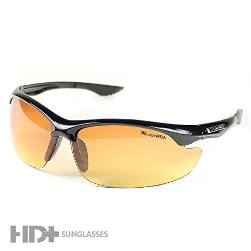 High Definition Driving & Sports Clear Vision Yellow Sunglasses By Sunclassy – Impact Resistance Lenses FDA Approved – 100% Block Of UVA, UVB & UVC Rays – Comfortable & Durable Construction