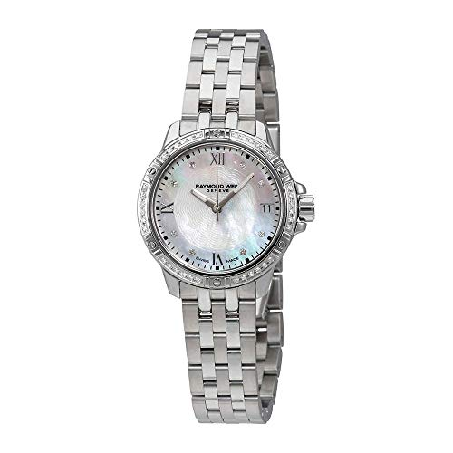 Raymond Weil Tango Mother of Pearl Diamond Dial Ladies Watch ()