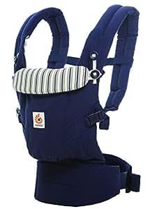 Ergobaby Adapt - Mochila portabebé, color Admiral Blue