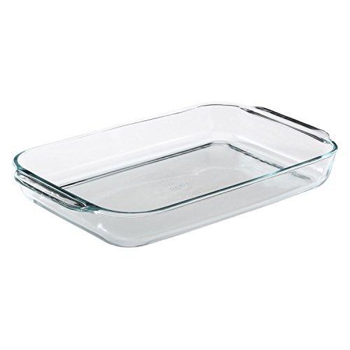 4 Qt Pyrex Oblong Dish - 8